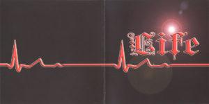 """Life"" (2006) album cover art - front"